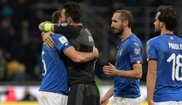 Italy eliminated from world cup qualifications for first time since 1958