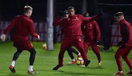 Joel Matip hands Liverpool fitness boost ahead of Chelsea showdown