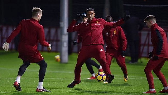 Joel Matip hands Liverpool fitness boost ahead of Chelsea showdown