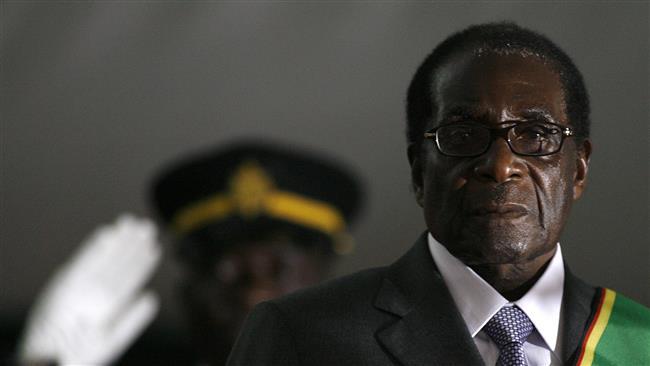Mugabe granted immunity from prosecution