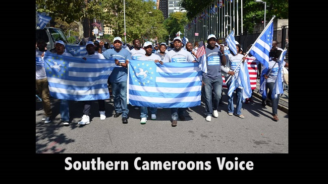 Berlin: Ambazonians in Germany to demonstrate in support of the Interim Head of State