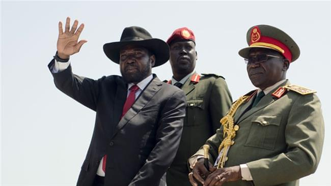 Tensions escalating in South Sudan's capital