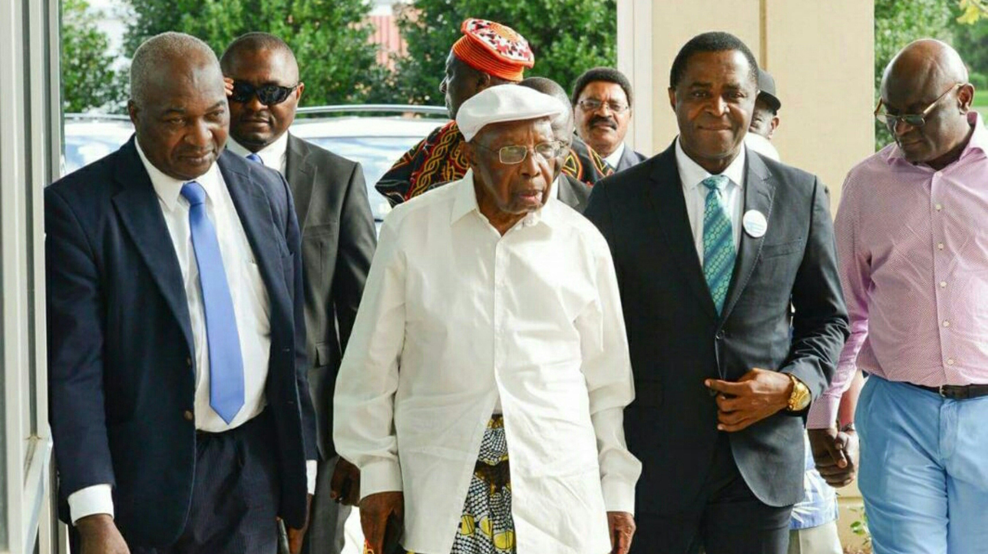Ambazonia: Head of State promises to keep military options open against La Republique