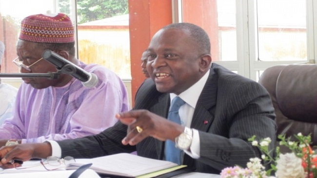 Ambazonia Crisis: South West Governor suffers a stroke, Takes up residence in Douala