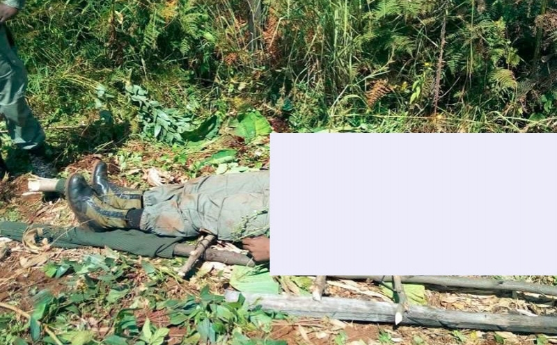 French Cameroun gendarme killed in Jakiri
