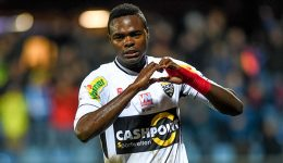 European Giants Track Cameroonian-Swiss Youngster Dimitri Oberlin