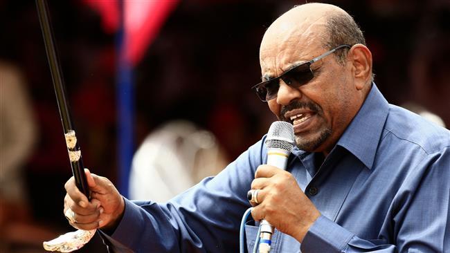 Sudan's Omar al-Bashir steps down
