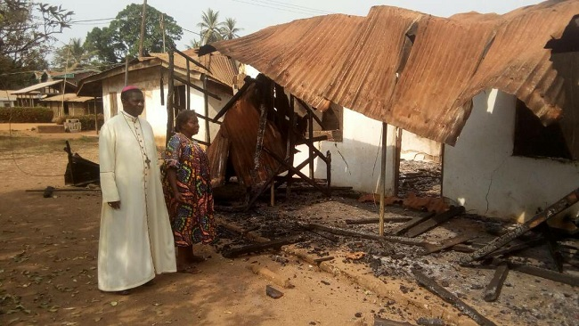 Archbishop Andrew Nkea says Southern Cameroonians are 'tired of war'
