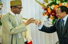 President Buhari shares paternity with Paul Biya in leadership style