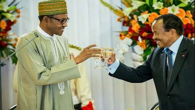 President Buhari shares paternity with Paul Biya in leadership style