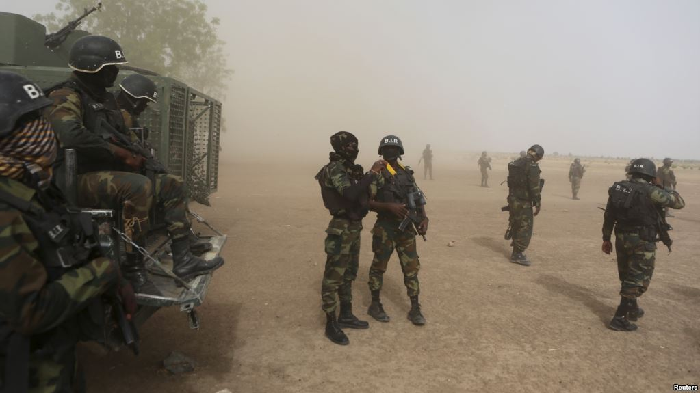 French Cameroun army says 10 Ambazonia fighters killed, 6 soldiers wounded in clashes