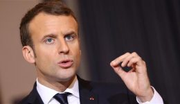 President Macron says France not in Sahel for 'neo-colonialist or economic reasons'