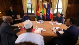 Africa, Europe to bolster anti-terror force