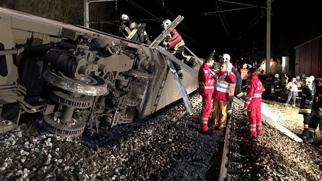 39 injured in train crash near Madrid