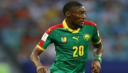 Crystal Palace and West Brom showing interest in Cameroon striker Karl Toko Ekambi