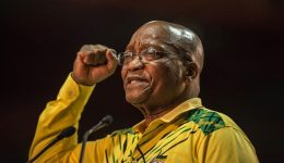 Message to Ambazonians: President Zuma blames factionalism for failure of South Africa's ANC