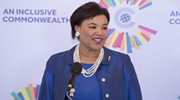 Anglophone Crisis: Commonwealth Secretary General in Yaounde