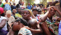 Southern Cameroons Crisis: Concern grows for women and children fleeing Cameroon