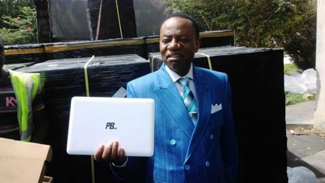 Exposed: Francophone students auctioning President Biya's laptop computers