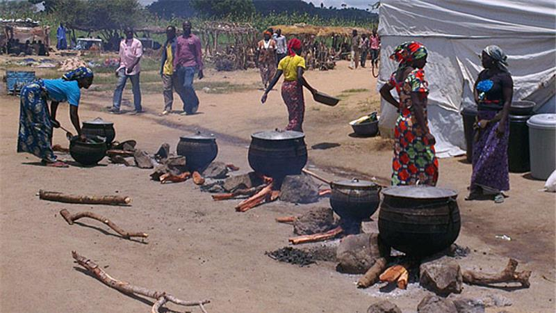 Famine has come to Cameroon through the barrel of a gun
