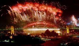 How Yaounde and millions around the world welcome 2018