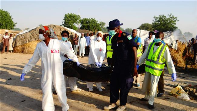 Naija: At least 17 people killed in shooting attack on church