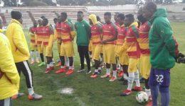 CHAN 2018: Congo Stun Cameroon