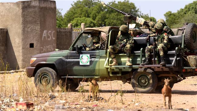 Gunmen kill 13 in Senegal