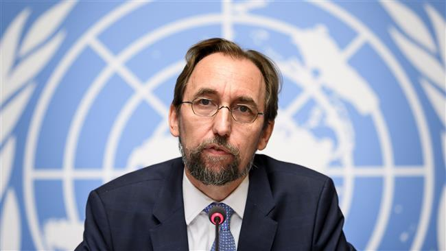 UN Human Rights Chief says Trump's remarks would take world back to WWI