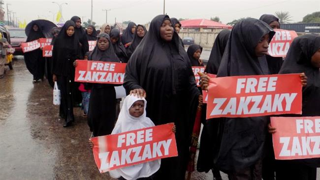 Nigerian forces attack protesters calling for top Shia cleric's release
