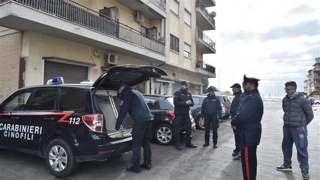 Police nab 200 in anti-mafia op in Italy, Germany