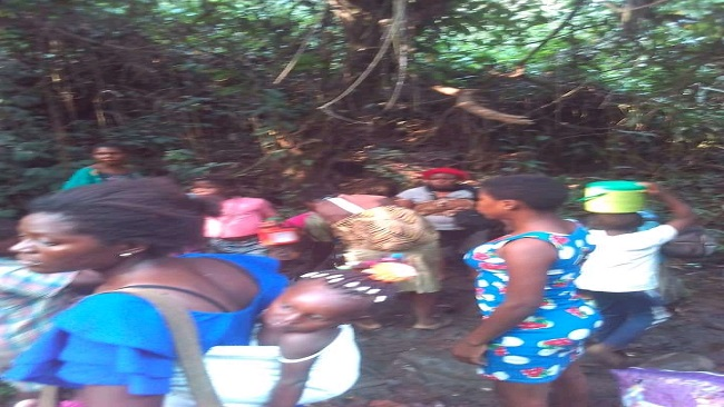 Government Refugee aid inflames Southern Cameroonians