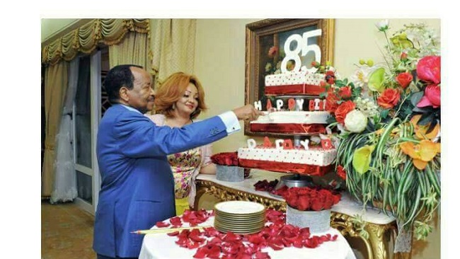 Yaounde: Biya celebrates birthday while country is on the brink