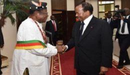 Southern Cameroons Crisis: Chief Mukete attacks Biya over failed policies