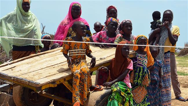 UN refugee agency appeals for $157mn for those fleeing Boko Haram