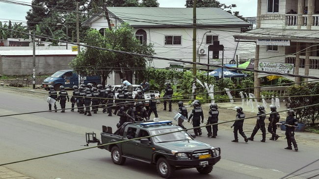 Cameroonian soldier killed in South West region, Ambazonians arrested