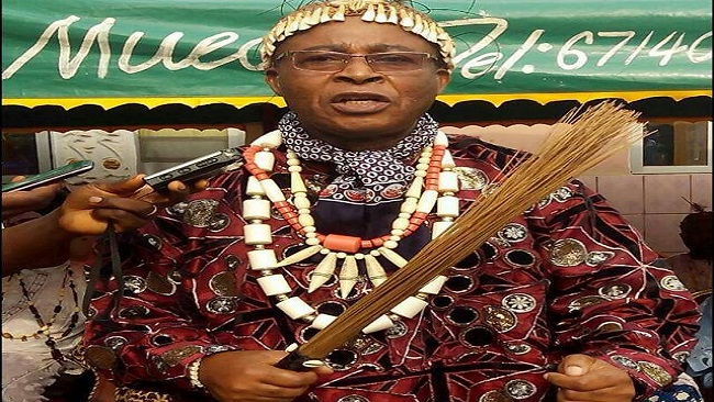 Fako mourns as Chief Molinge of Muea joins ancestors