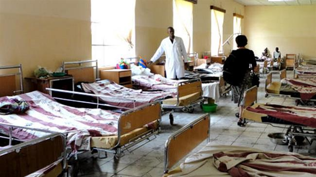 Gunmen stab 12 hospitalized patients in Congo Kinshasa