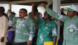 SDF Congress: Joshua Osih's coronation is on track