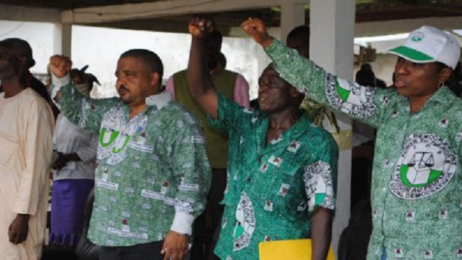 SDF Congress: Joshua Osih's coronation is on track