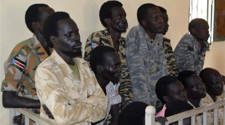 UN releases report on appalling abuse in South Sudan