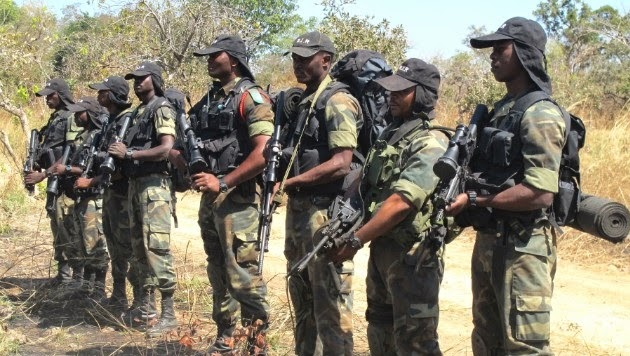 Biya regime arrests four soldiers in connection with execution of women and children