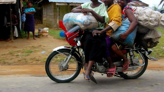 Southern Cameroons Crisis: North West Governor imposes total ban on motorbikes