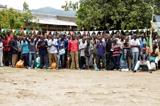 Burundi prisoners released in mass presidential pardon