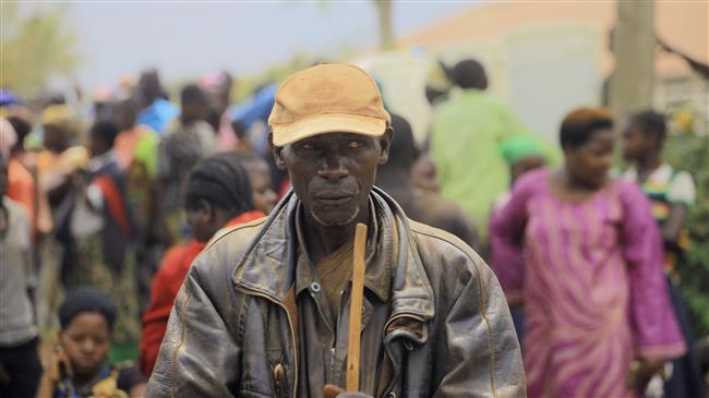 Ethnic violence in Congo's northeast displaces 60,000