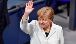 Endlich!! Angela Merkel elected Germany's chancellor for 4th term