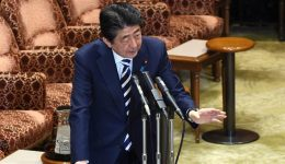 Defiant Japanese Prime Minister hits back over scandal as support plunges
