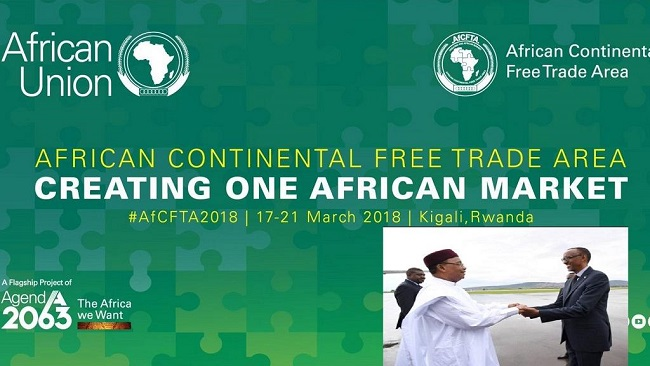 African Union: Rwanda's Kagame hosts leaders meeting to sign free trade deal