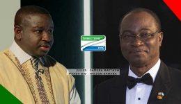 Sierra Leone: Presidential runoff: SLPP's Maada Bio vs. APC's Samura Kamara