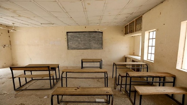 Half the world's schools lack hygiene facilities
